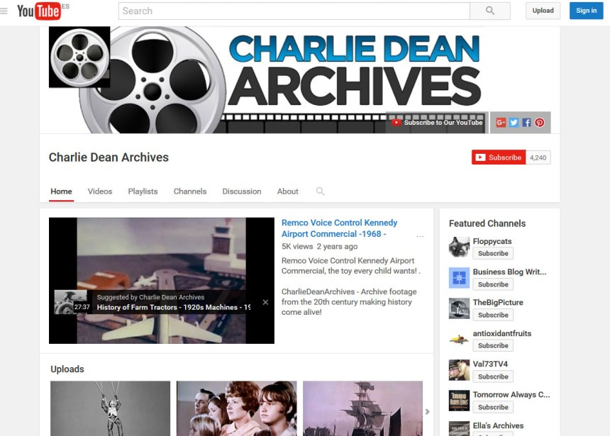 charilie-dean-archives