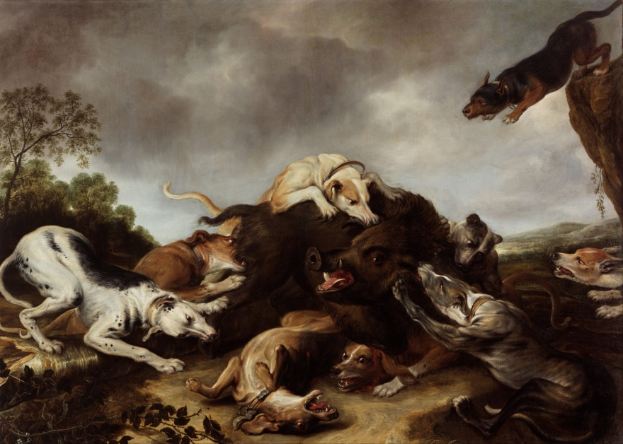 frans_snyders_and_workshop_-_the_boar_hunt_-_google_art_project
